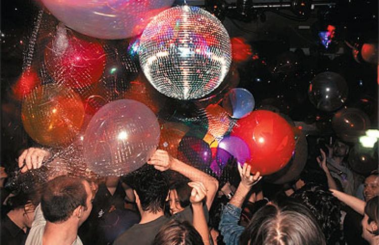 Где встретить Новый год: лучшие вечеринки