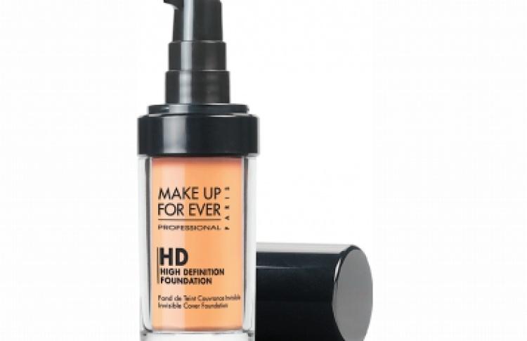 Тональные средства High Definition от Make Up Forever