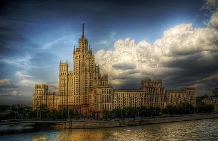 Сдай экзамен намосквича-6: Сталинские высотки