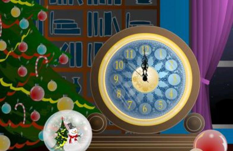 Тайна волшебных часов