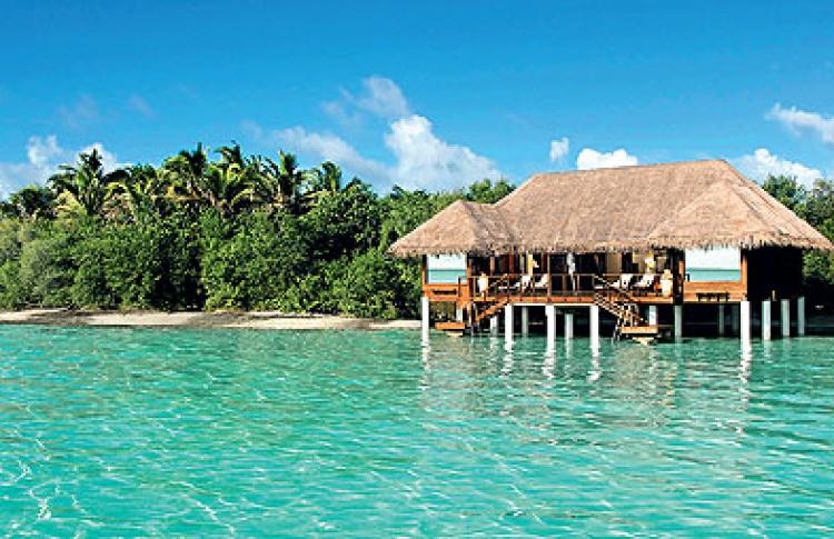 Мальдивы: чувство острова