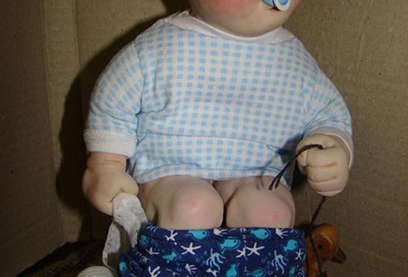 История рождения кукол - Фото №0