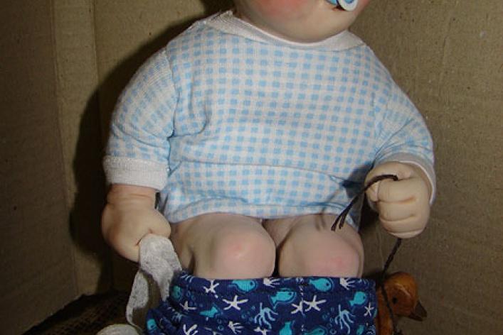 История рождения кукол