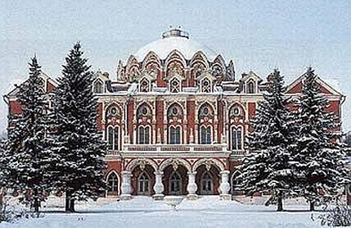 Сдай экзамен намосквича-8: Московские дворцы
