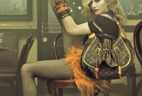 Мадонну погубили стринги - Фото №3