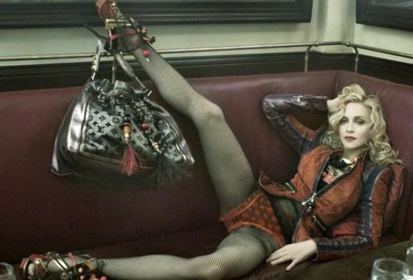 Мадонну погубили стринги - Фото №6