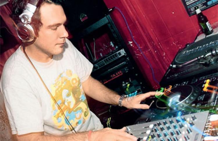 "The Best Of ""Rай"": DJs Йен Кери (США), Miller, Нейтрино, Шевцов, Niki"