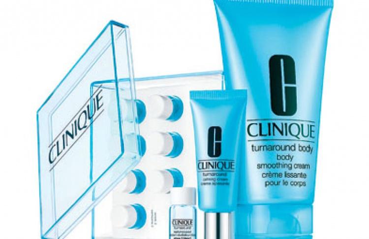 Clinique, серия Turnaround