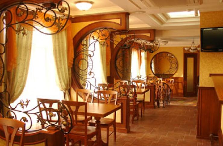 Odessit: ресторан седьмое небо в омске