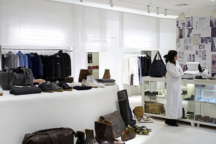 5 причин зайти в бутик Maison Martin Margiela