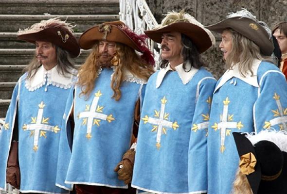 Возвращение мушкетеров, или Сокровища кардинала Мазарини - Фото №0