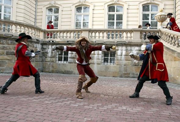 Возвращение мушкетеров, или Сокровища кардинала Мазарини - Фото №3