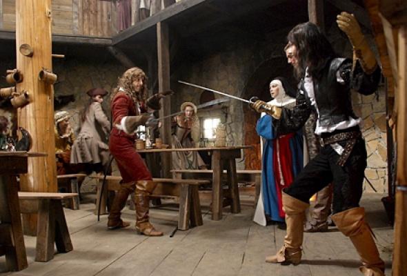 Возвращение мушкетеров, или Сокровища кардинала Мазарини - Фото №9