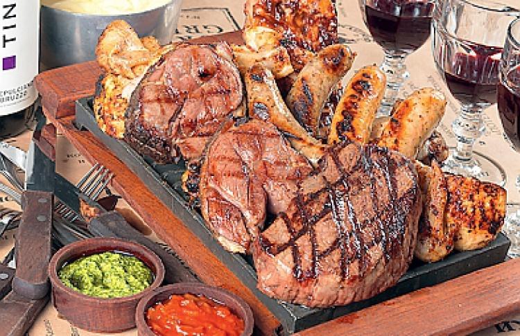 Антикризисное мясо в Torro Grill