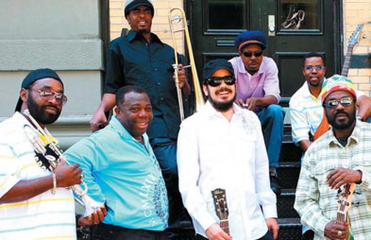 The Wailers (Ямайка). 30-летие выхода альбома Exodus