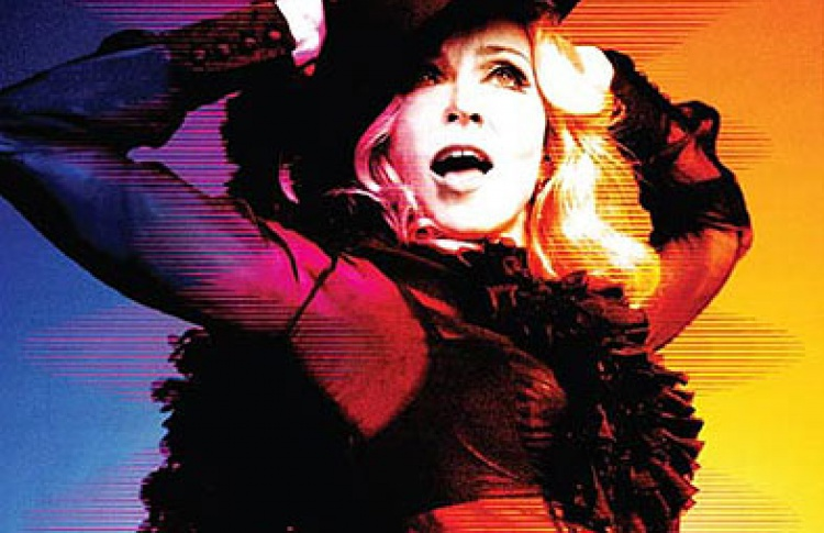 Мадонна возвращается вРоссию