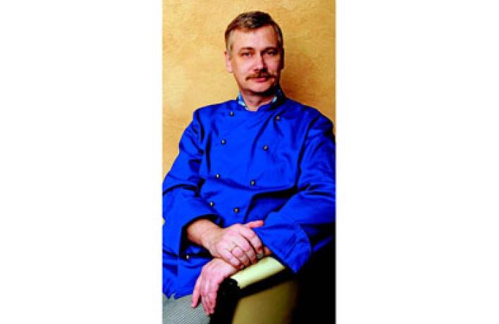 Сергей Речкалов знает как готовить рыбу