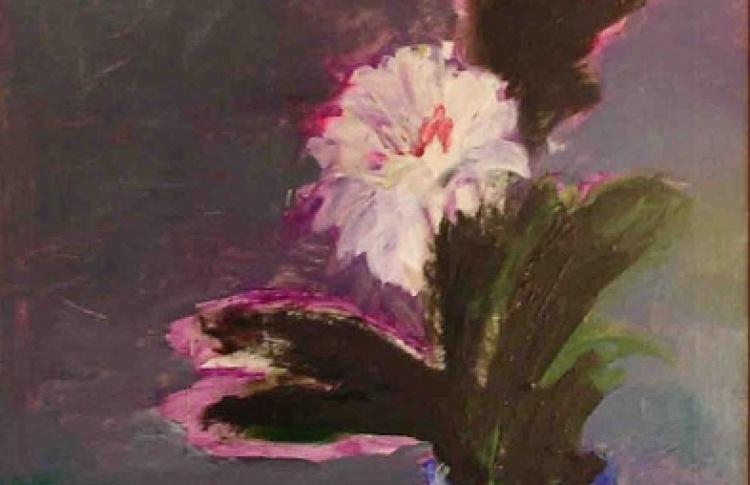 Выставка-продажа произведений Ирины Баклановой