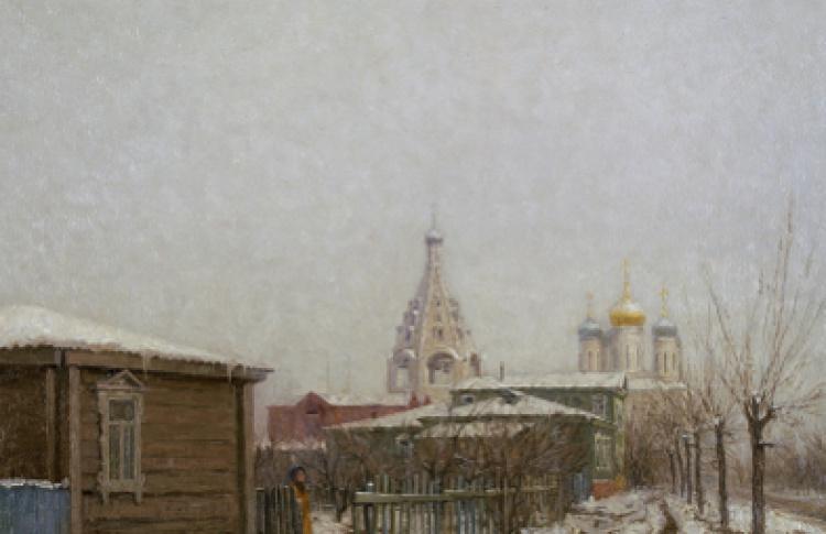 """Валерий Полотнов """"Преображение пейзажа"""""""
