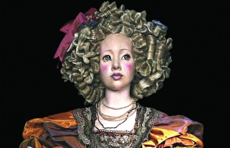 В балаган вас приглашаю, где куклы так похожи на людей...