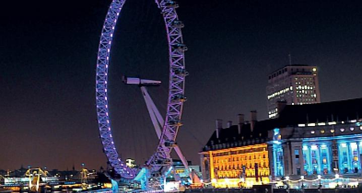 Лондон для отличников