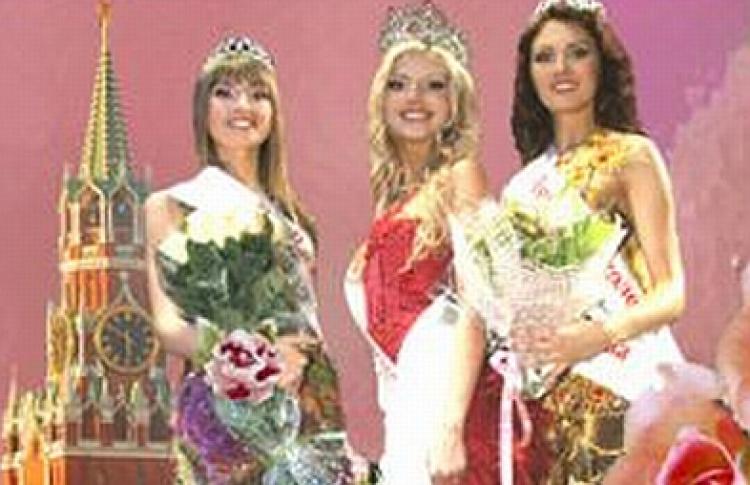 Сдай экзамен намосквича-12: Московская красавица
