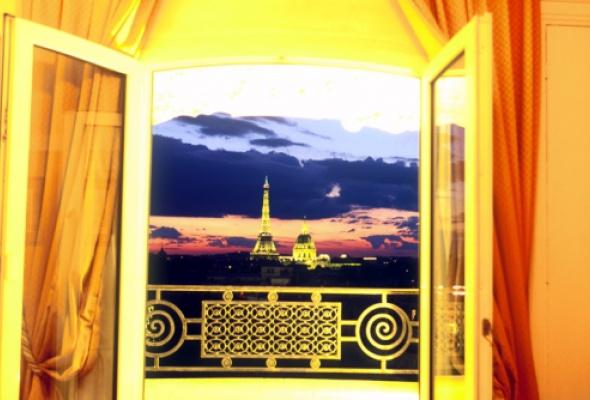 """Мишель Сетбун """"Пленка закончилась. Париж только начинается..."""" - Фото №0"""