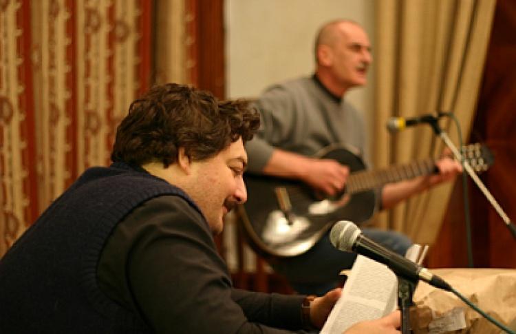 Дмитрий Быков. Интервью Time Out Москва. Февраль 2009