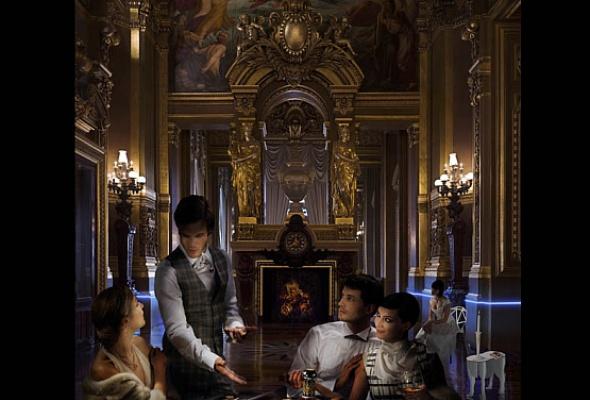"""Жан-Франсуа Розье """"Удовольствия от Martell"""" - Фото №0"""