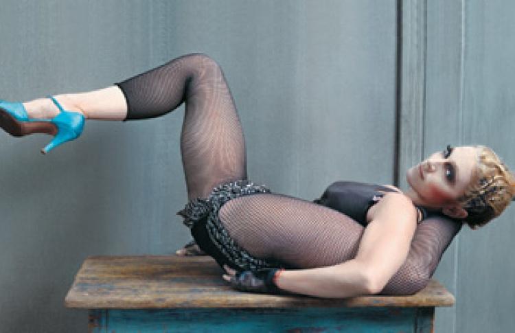 """Стивен Кляйн """"Madonna: X-STaTIC RRO=CeSS"""""""