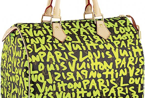 Louis Vuitton в обличии 80-х - Фото №3