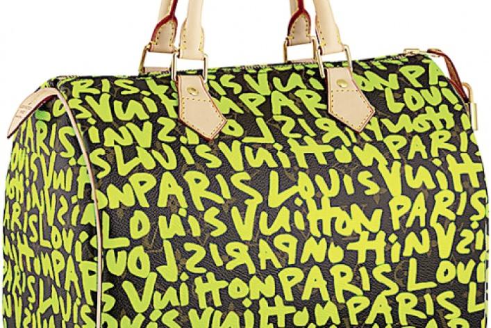 Louis Vuitton в обличии 80-х