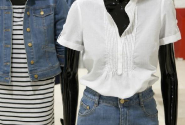 H&Mзавлекает москвичек бесплатными платьями - Фото №0
