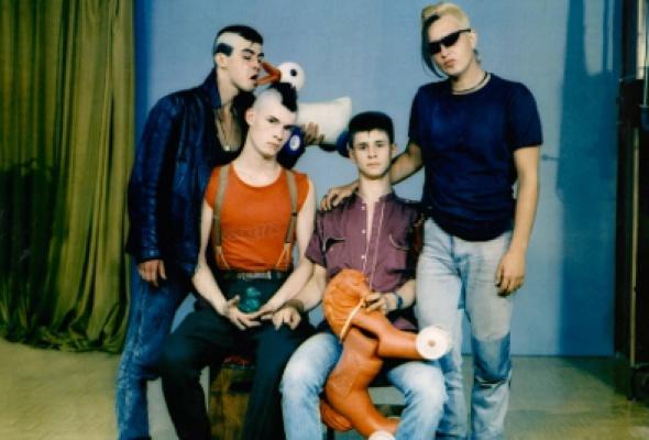 Хулиганы 80-х - Фото №0