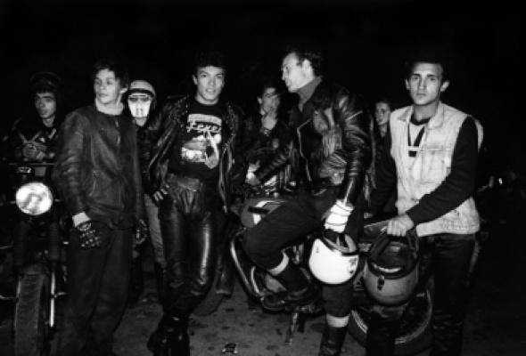 Хулиганы 80-х - Фото №1