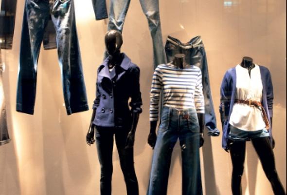 H&Mзавлекает москвичек бесплатными платьями - Фото №6