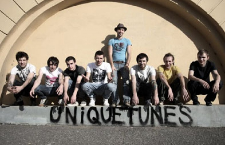 Uniquetunes. Презентация клипа Zeleniy Dyadya
