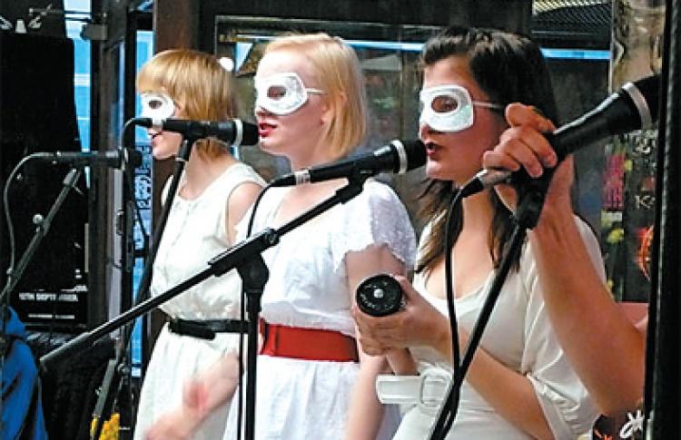 Фестиваль актуальной финской музыки Start Finland. Risto (Финляндия), Pintandwefall (Финляндия)