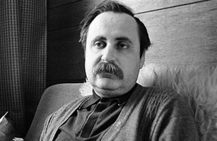 Умер автор «Трона Люцифера»