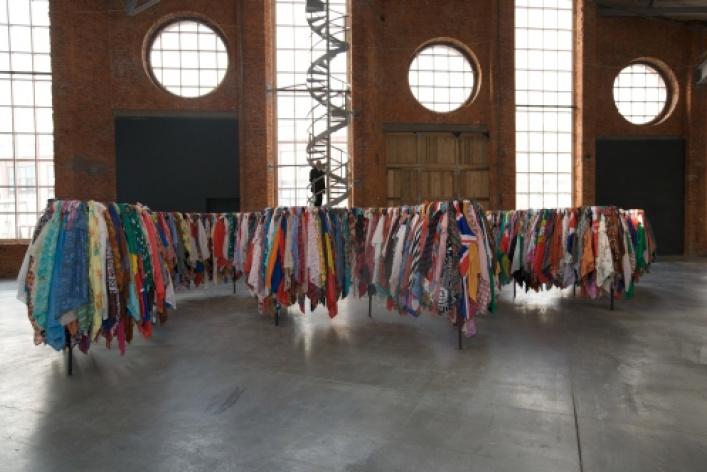 Коллекция Франсуа Пино в«Гараже»
