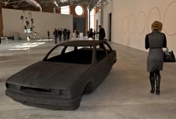 Коллекция Франсуа Пино в«Гараже» - Фото №4