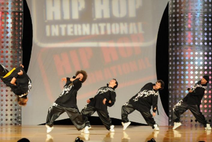 Hip Hop International - Кубок России