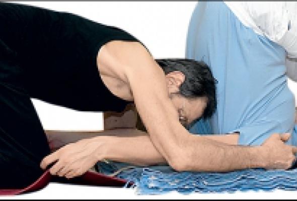 Йога как гормон радости - Фото №1