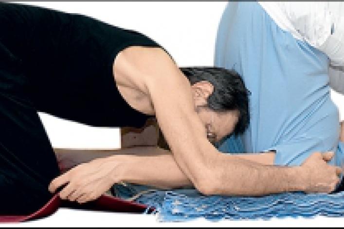 Йога как гормон радости