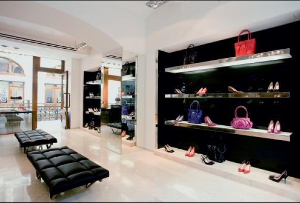 Три новых обувных бутика в ГУМе - Фото №0