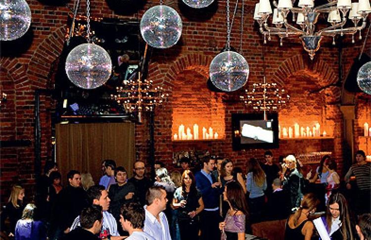 Клубы превращаются… вэлегантные бары
