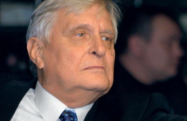 Олег Басилашвили: «Яработаю— ивсе»