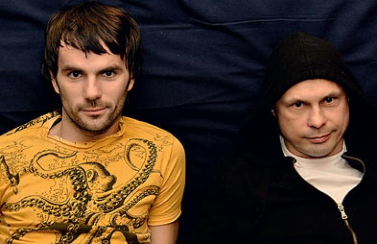 Hanky Fanky: Анатолий Герасимов (саксофон), DJs ZigZag, Valique
