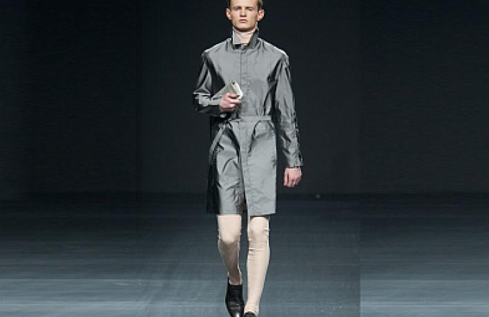 Москва для модников: Volvo fashion week
