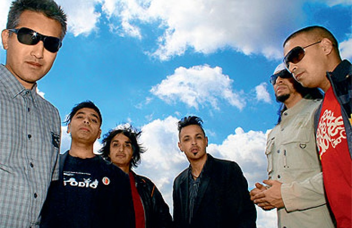 Asian Dub Foundation: «Фашисты непройдут!»